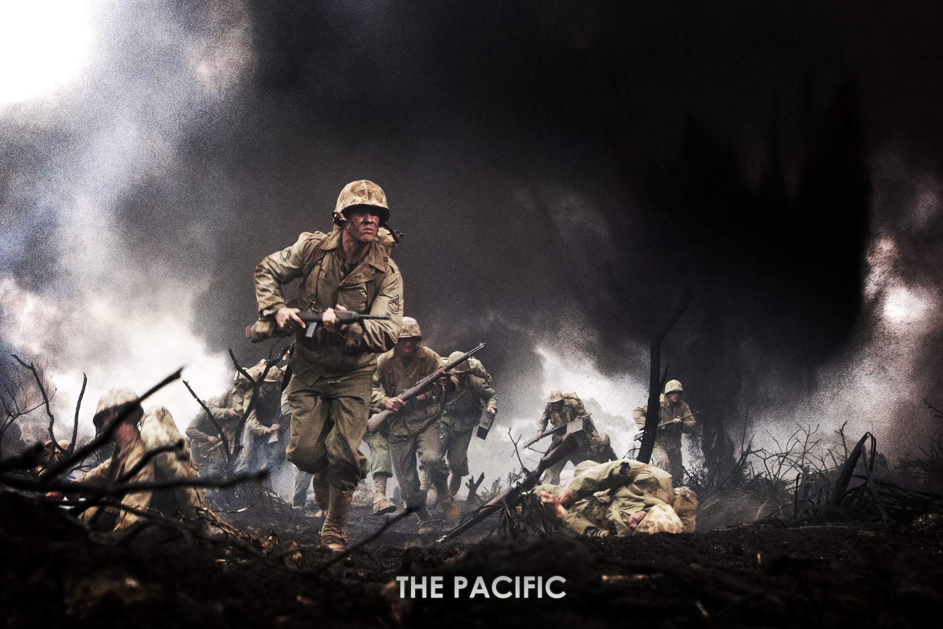 The Pacific high HD Wallpaper