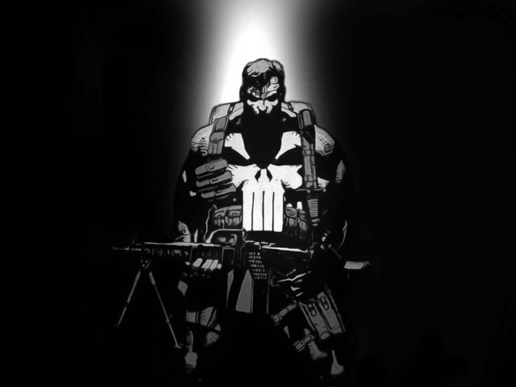 The punisher HD Wallpaper