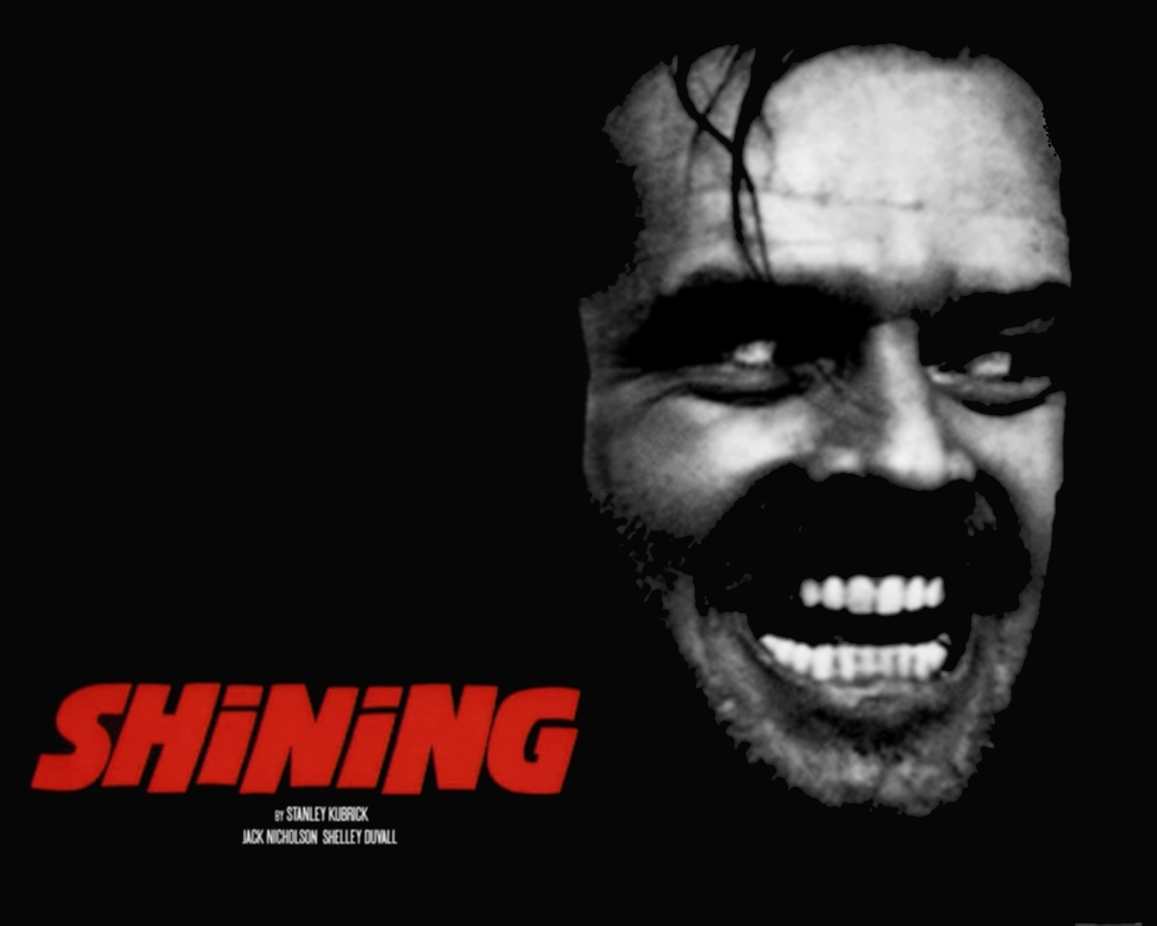 The shining Jack nicholson HD Wallpaper