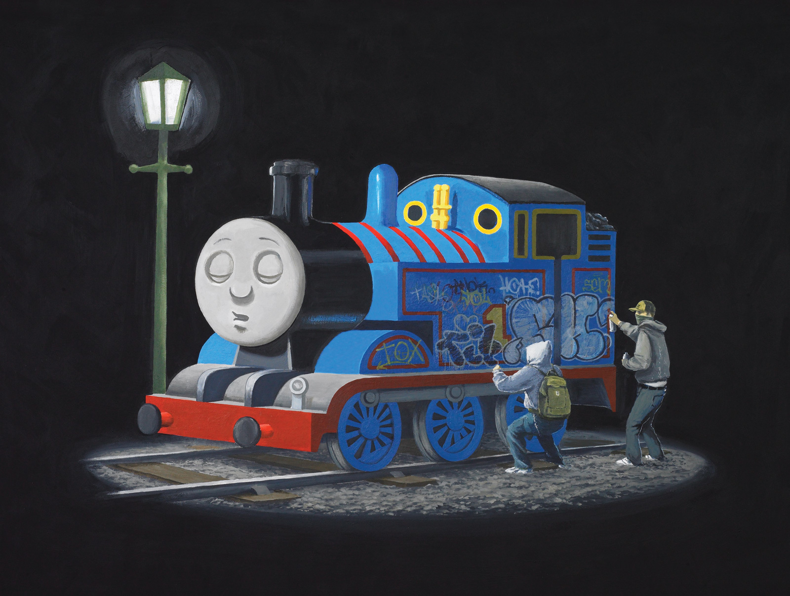 The tank engine Car HD Wallpaper