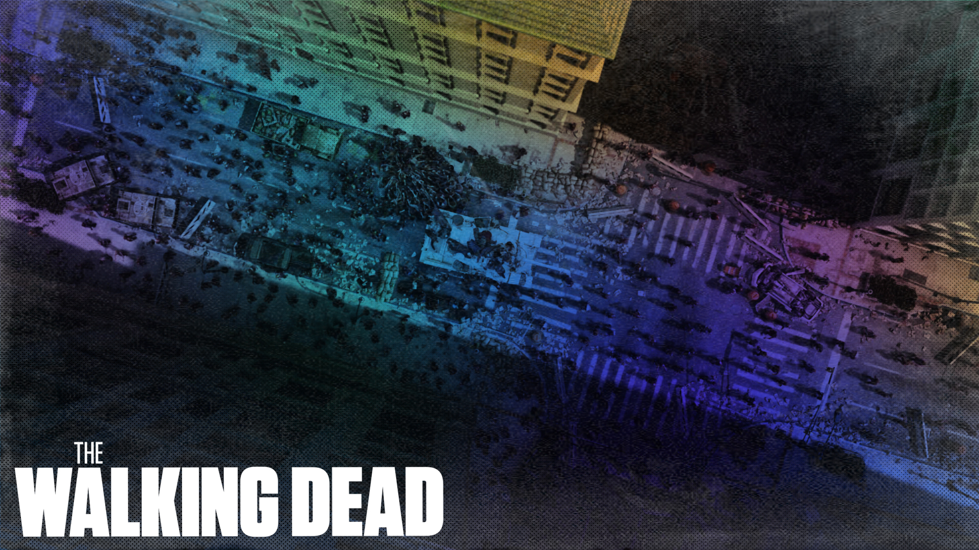 the walking dead zombies HD Wallpaper