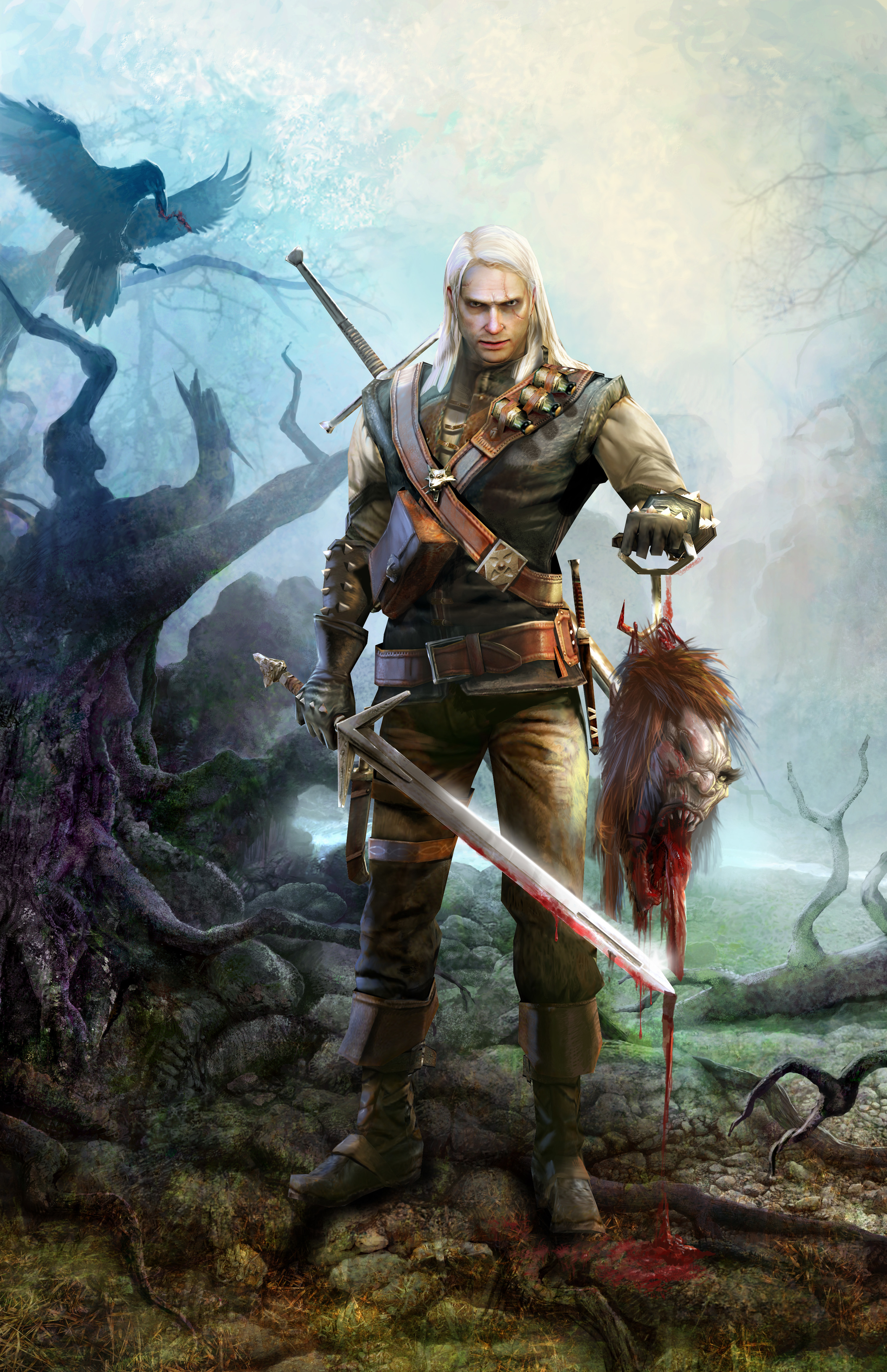 The witcher spzr high HD Wallpaper