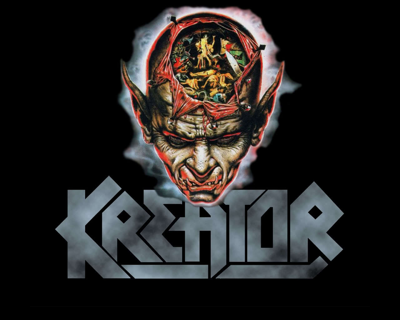 Thrash metal kreator HD Wallpaper