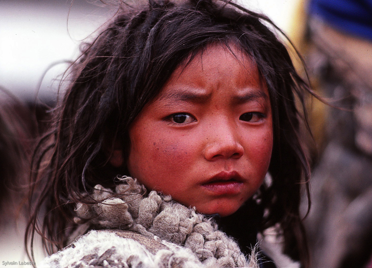 tibetan girl high HD Wallpaper