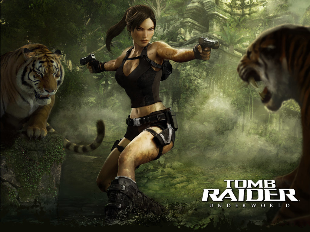 Tigers final tomb raider HD Wallpaper