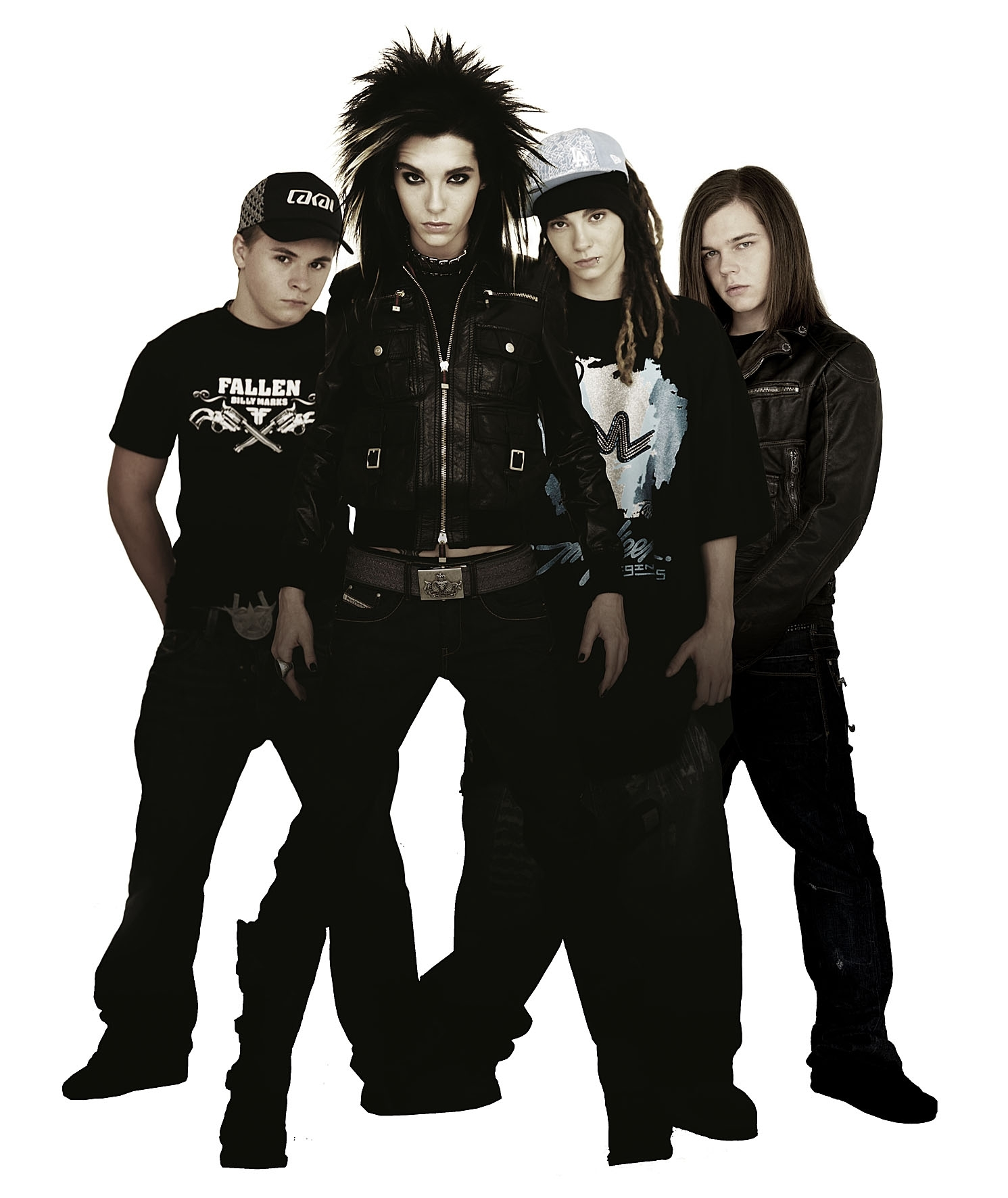Tokio Hotel Celebrity HD Wallpaper