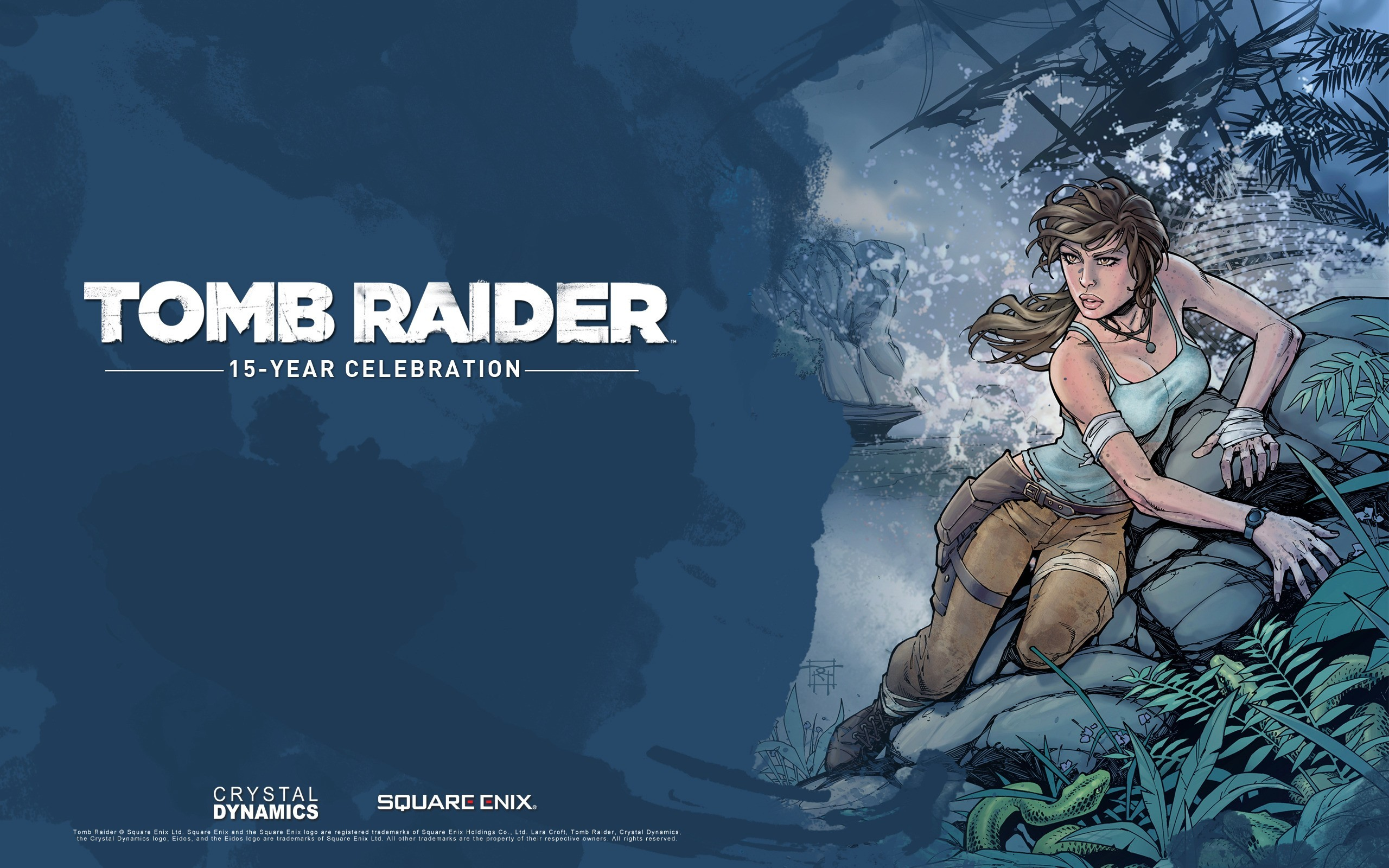 tomb raider HD Wallpaper