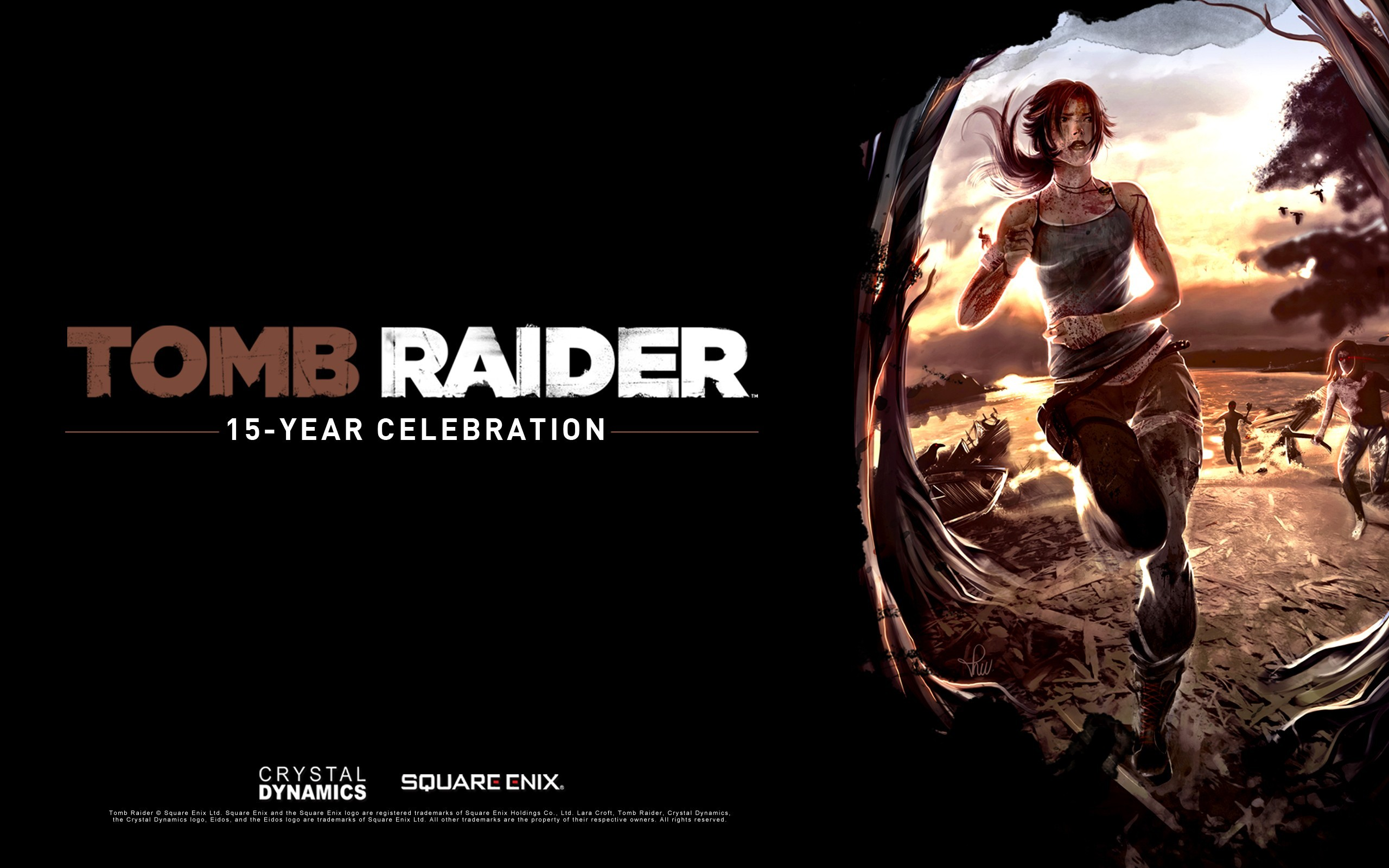 tomb raider lara croft HD Wallpaper
