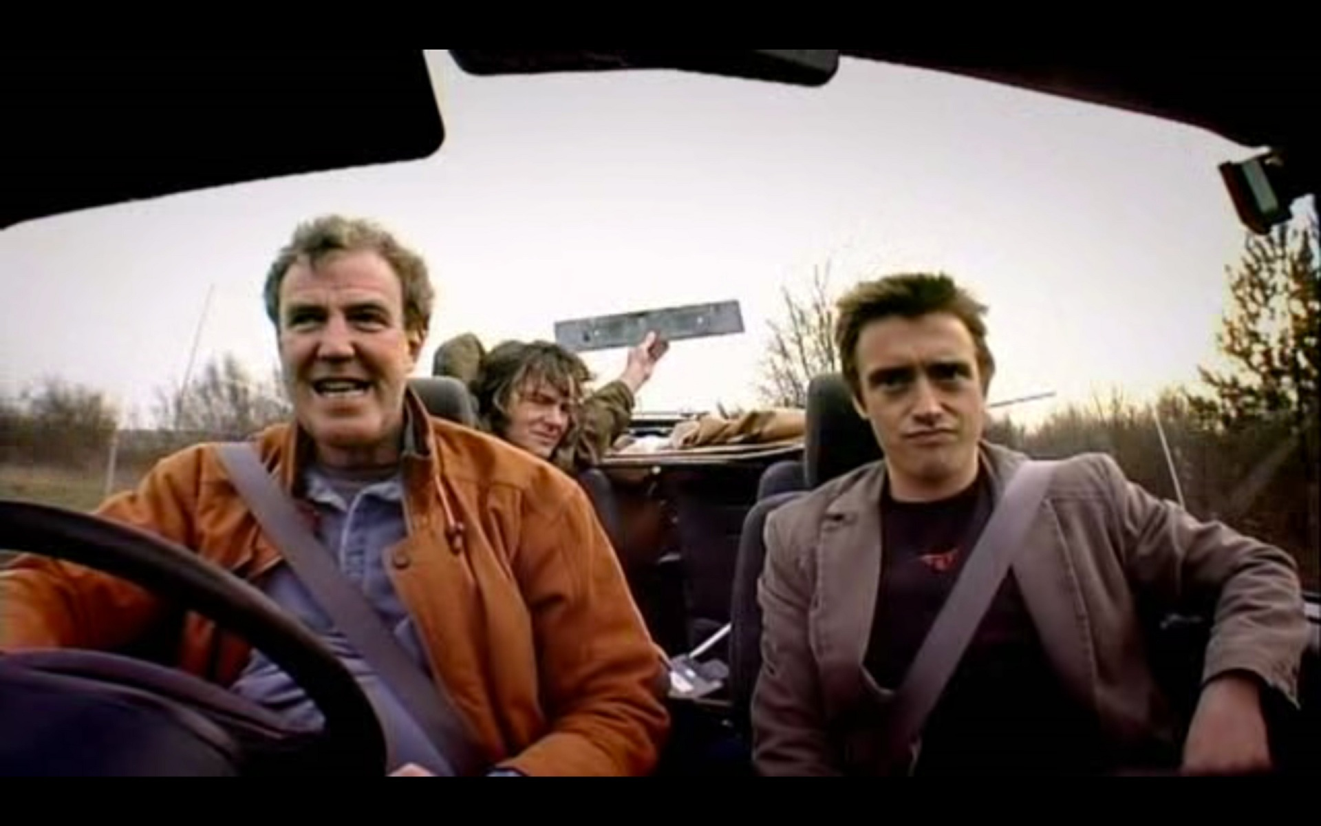 top Gear BBC jeremy HD Wallpaper