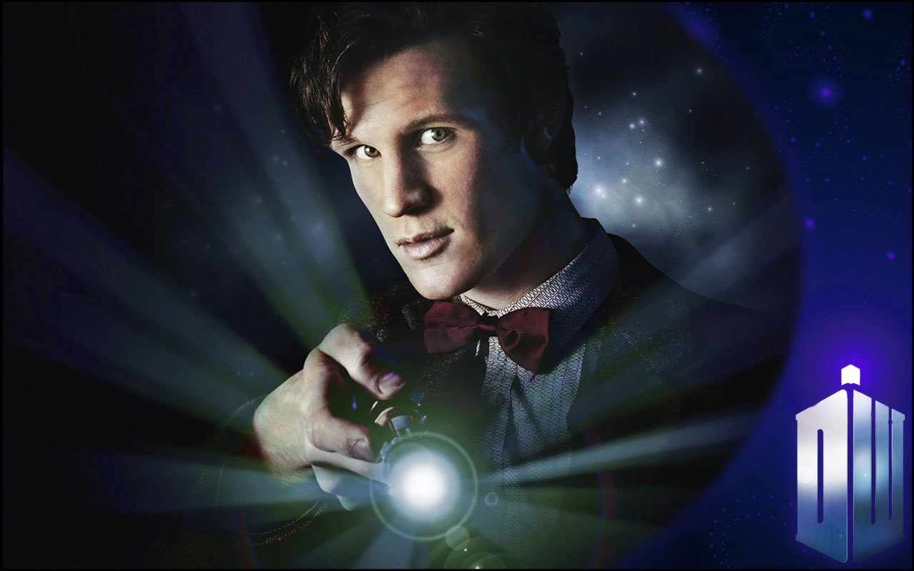 torchlight doctor Who? bowtie HD Wallpaper