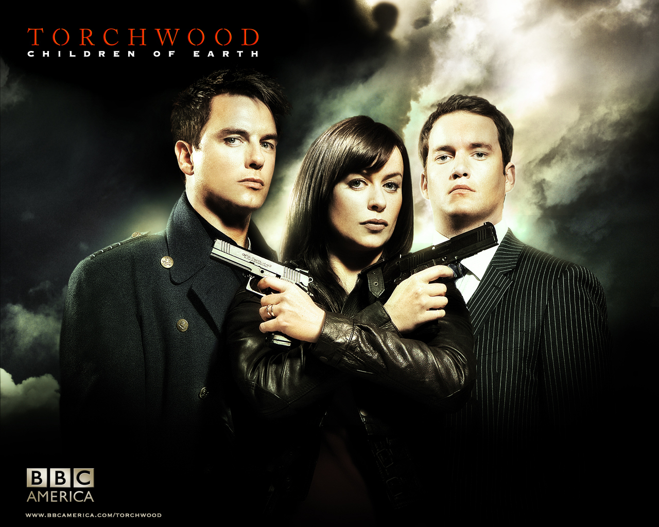 Torchwood HD Wallpaper