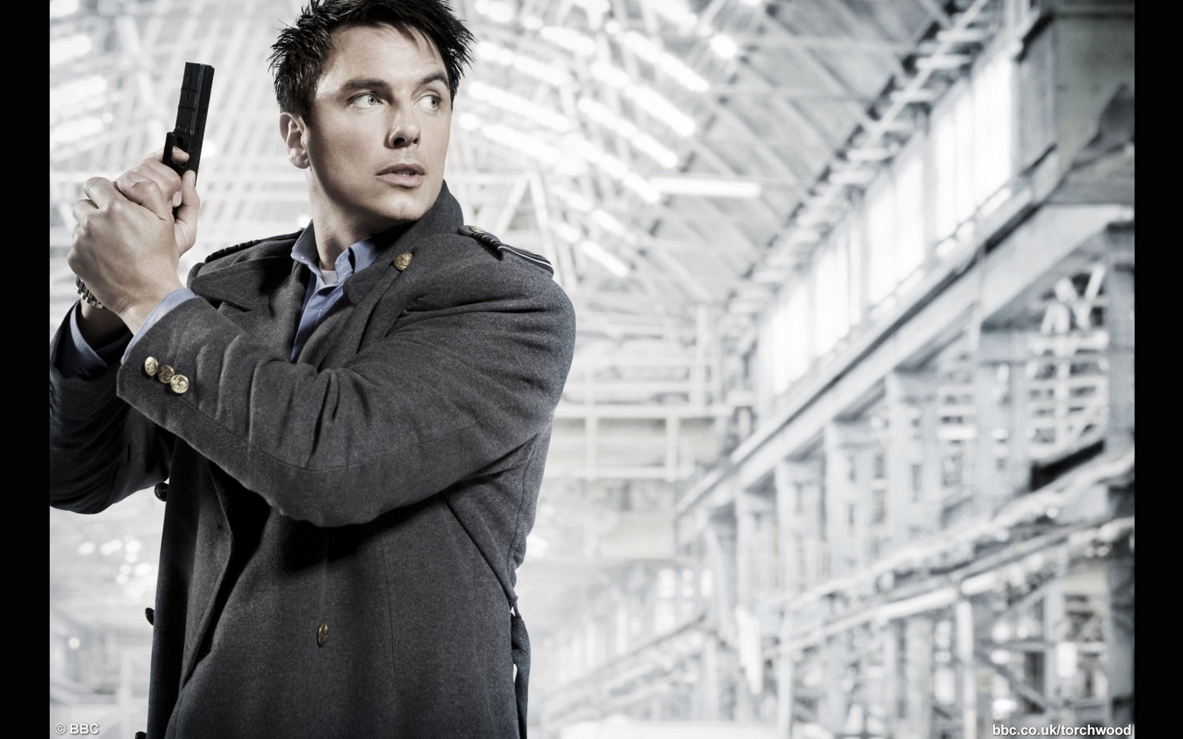 Torchwood John barrowman Jack HD Wallpaper