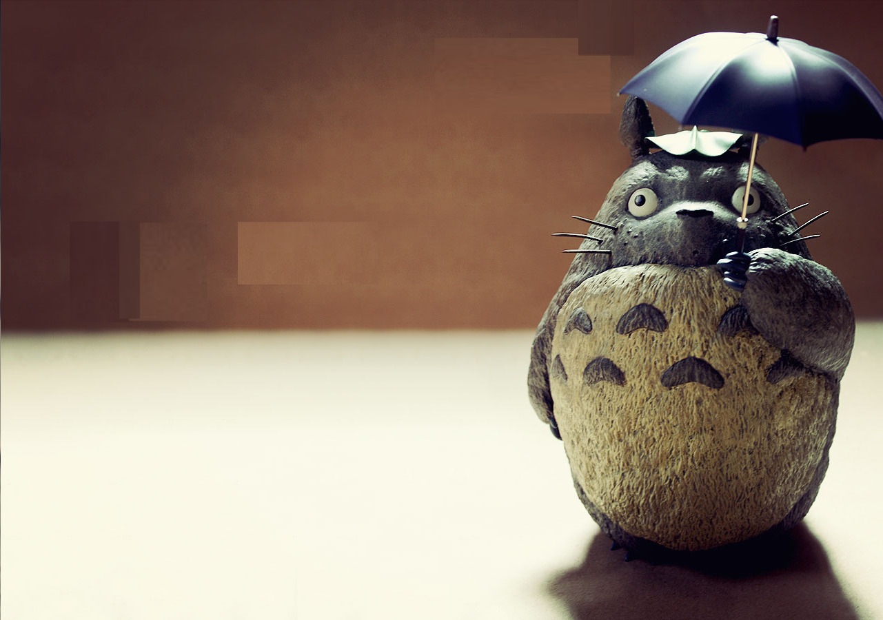 totoro HD Wallpaper