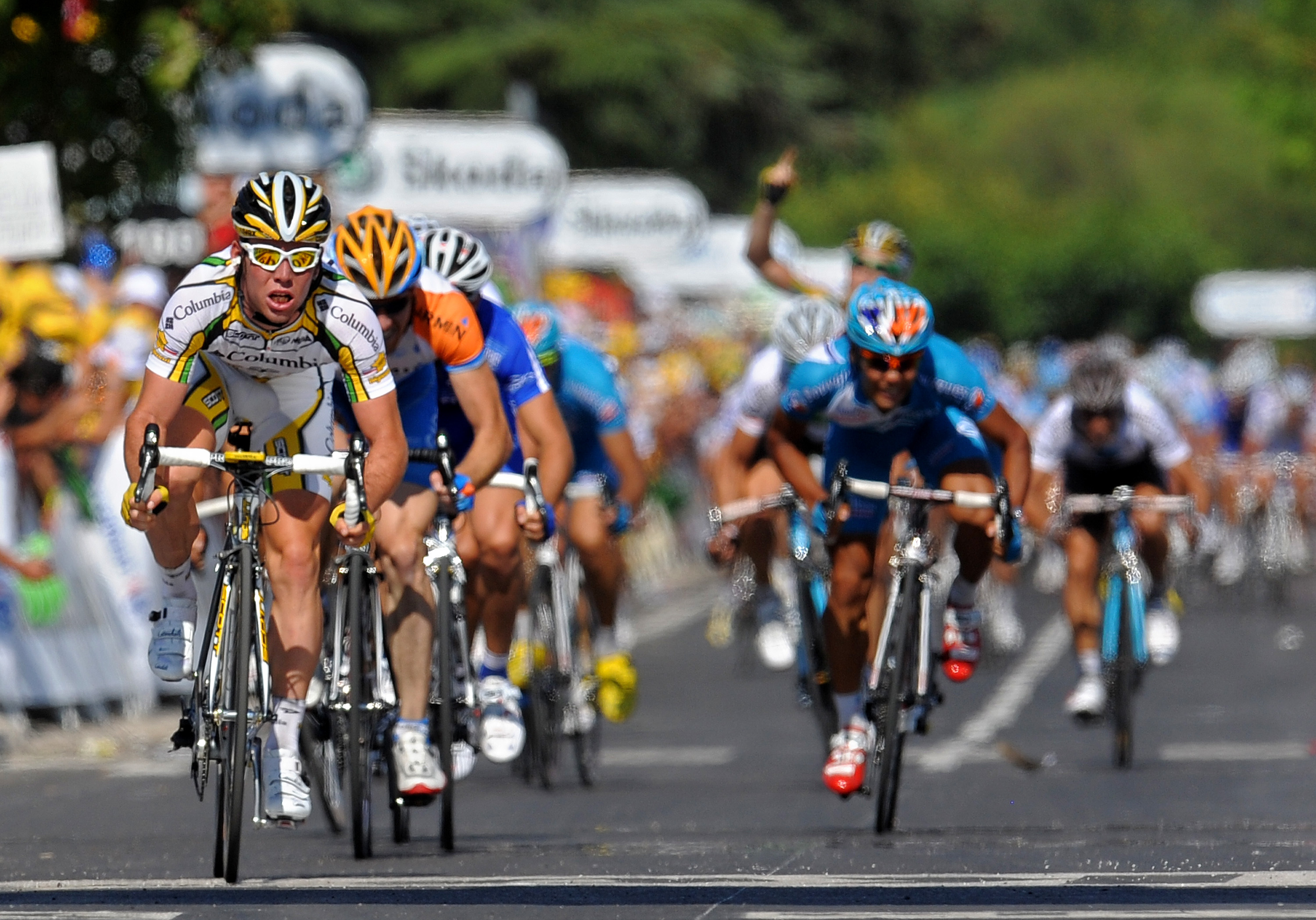 tour de France july HD Wallpaper