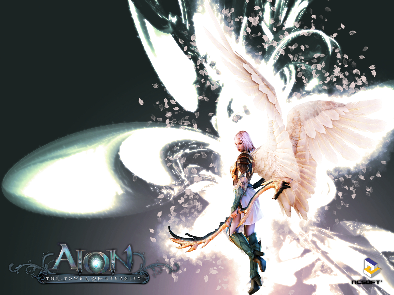 tower aion The of HD Wallpaper