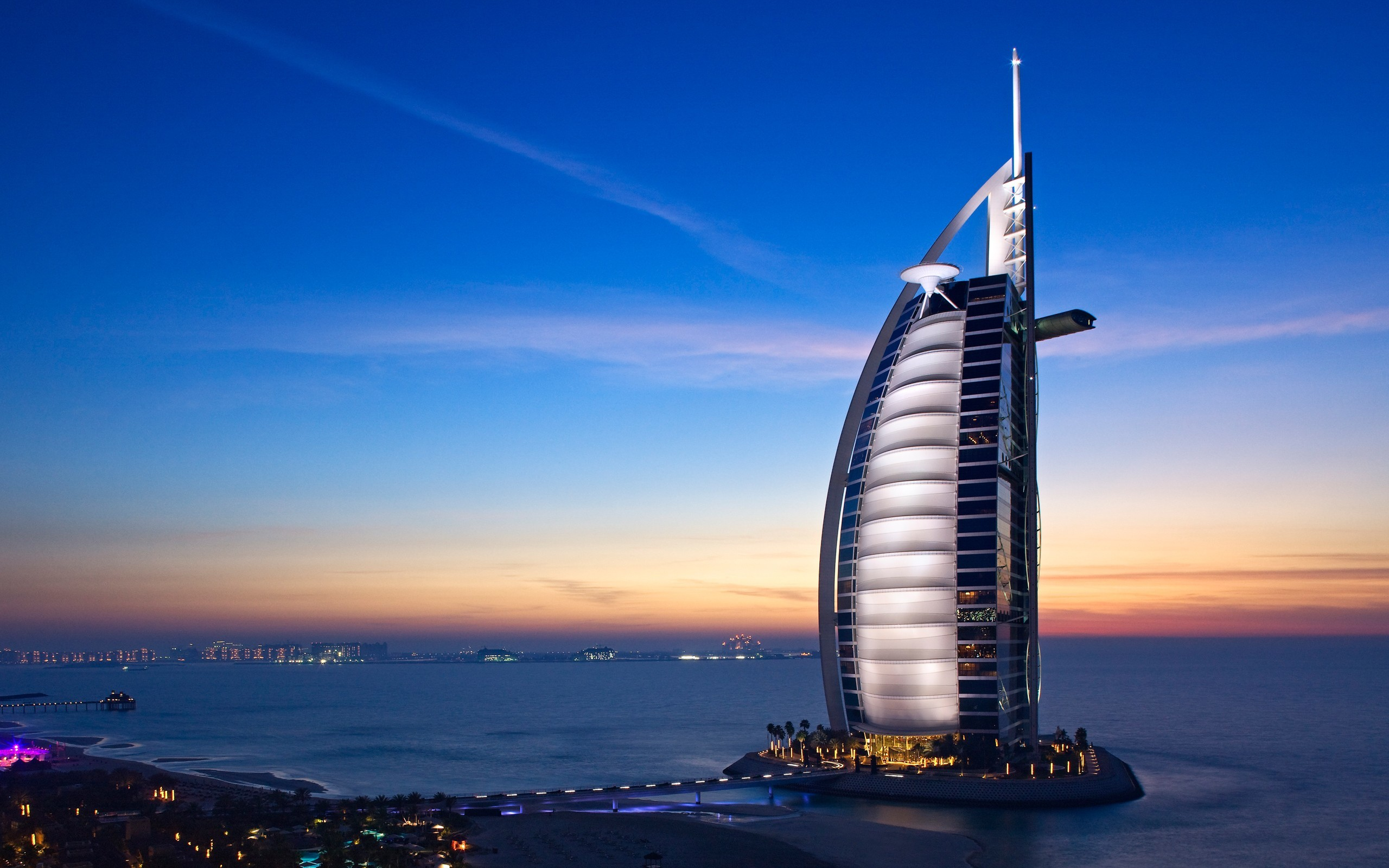 tower dubai united arab HD Wallpaper