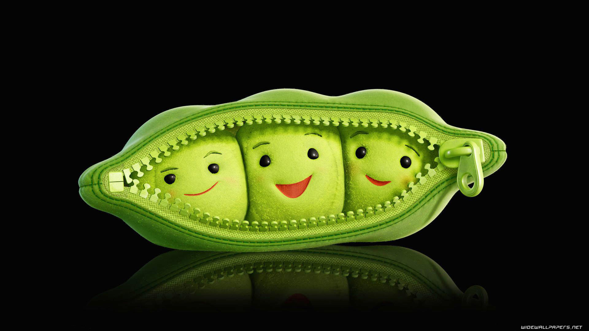 toys (children) peas reflections HD Wallpaper