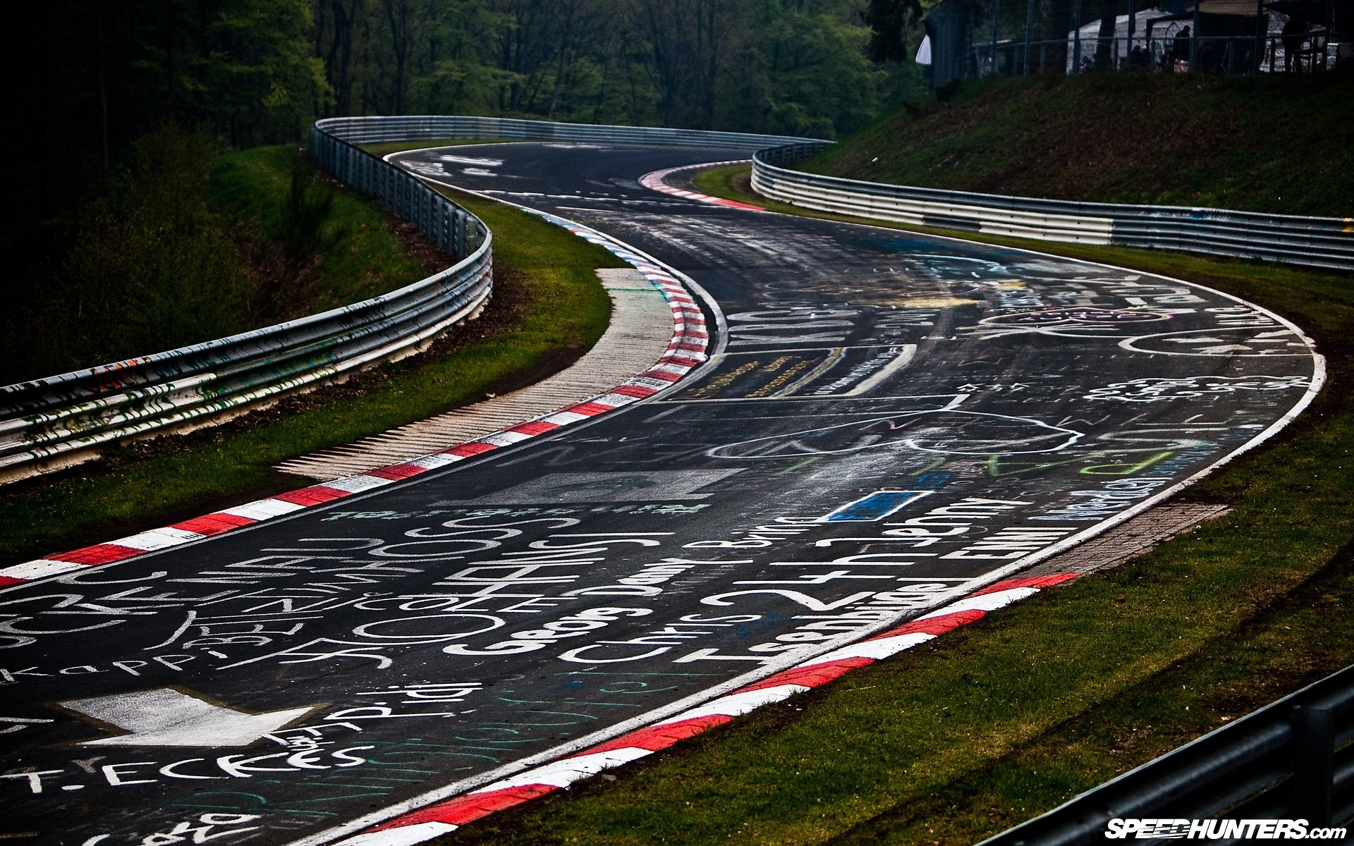 track Nürburgring HD Wallpaper