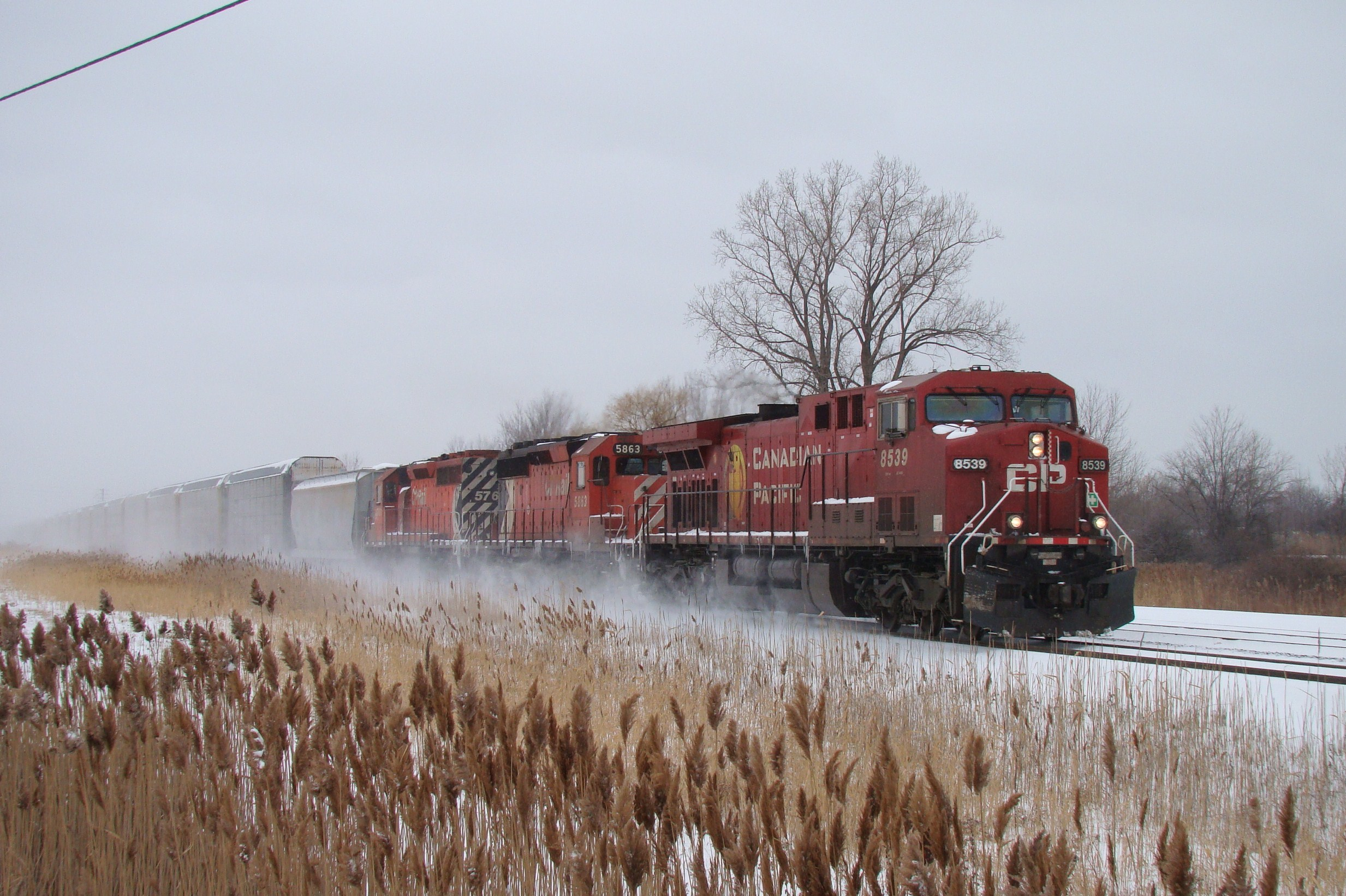 trains Canada vehicles World HD Wallpaper