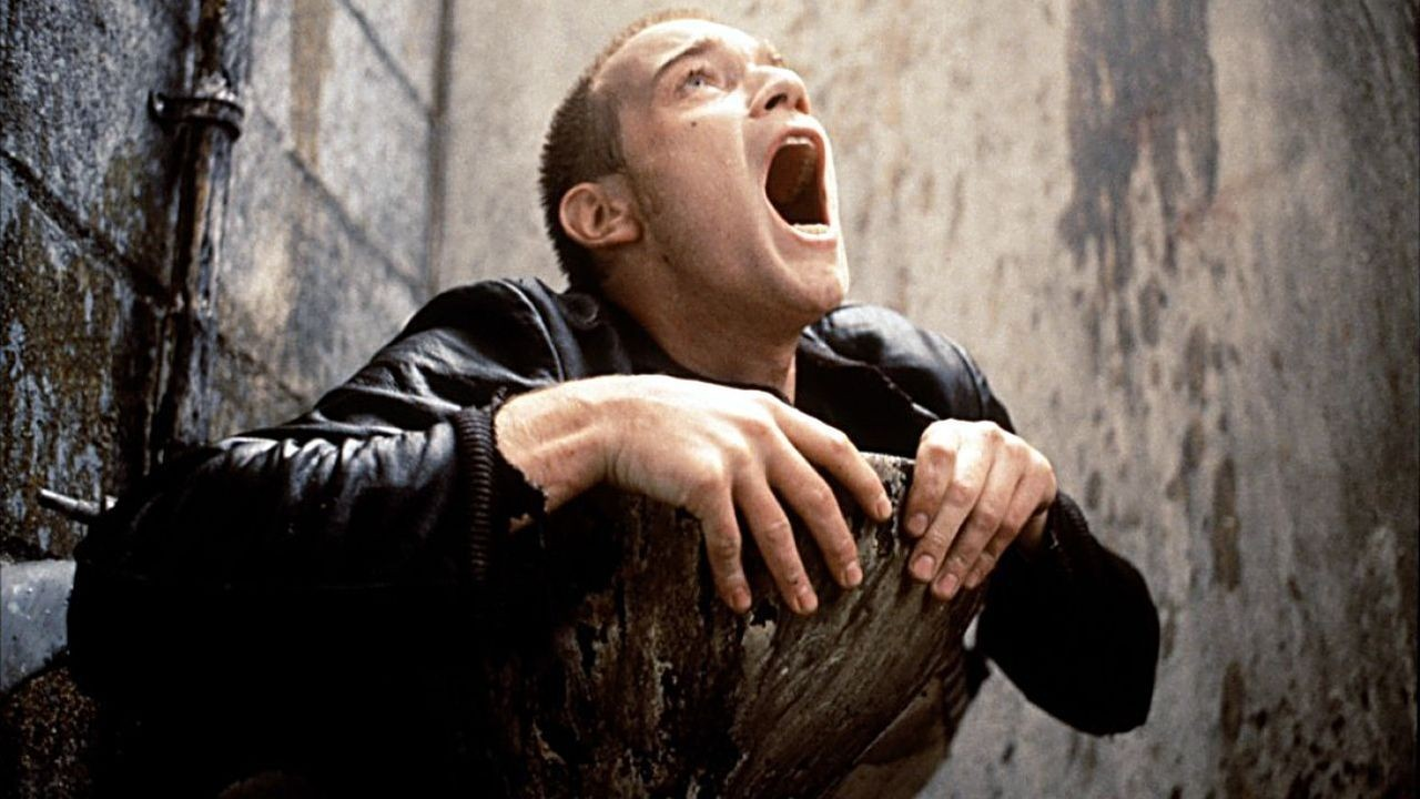 Trainspotting ewan mcgregor HD Wallpaper