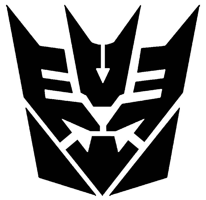 Transformers Megatron stencil HD Wallpaper