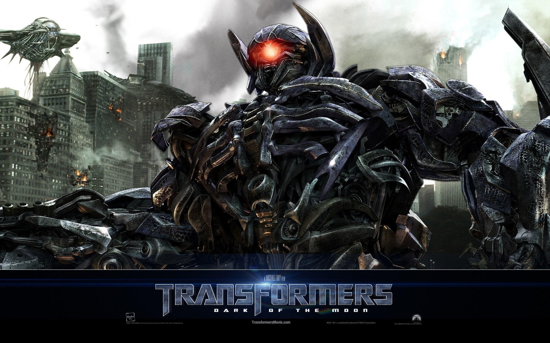 Transformers Movies shockwave HD Wallpaper