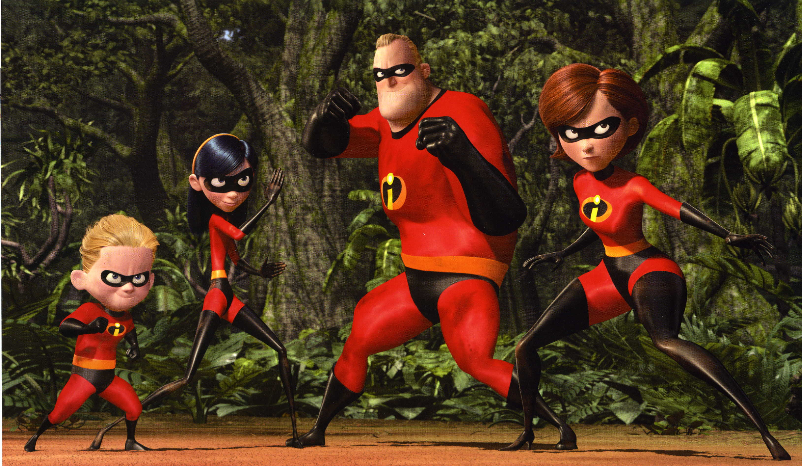 Trees family superheroes The HD Wallpaper