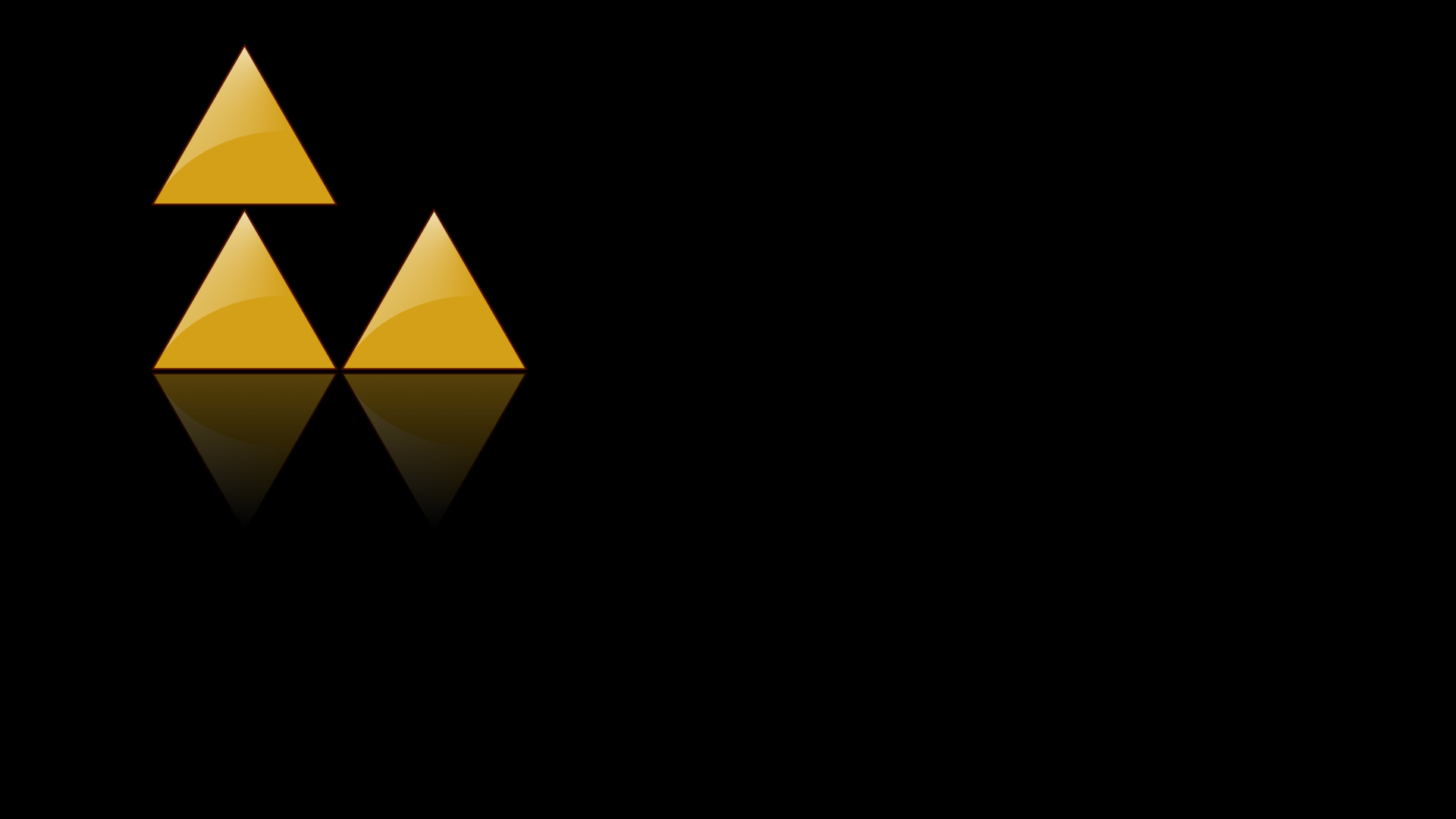 triforce HD Wallpaper