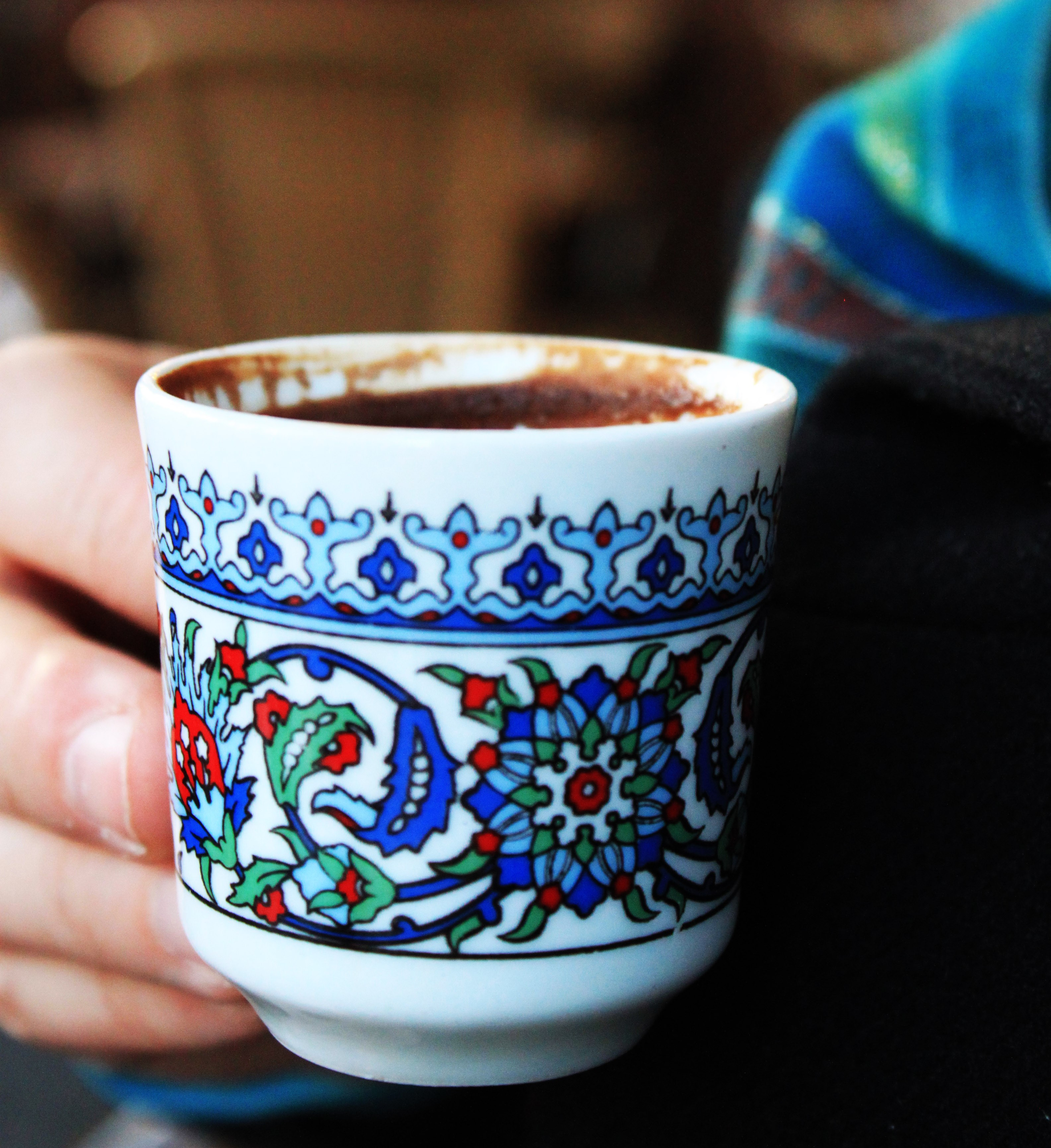 turkish drinks cezve Traditional HD Wallpaper