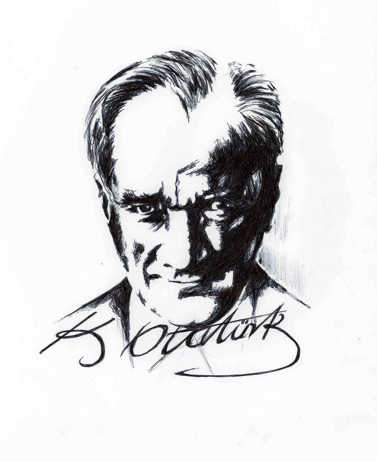 turkish signatures Ataturk HD Wallpaper
