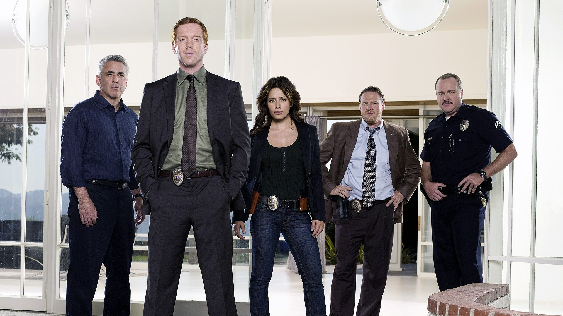 TV Movies police Sarah HD Wallpaper