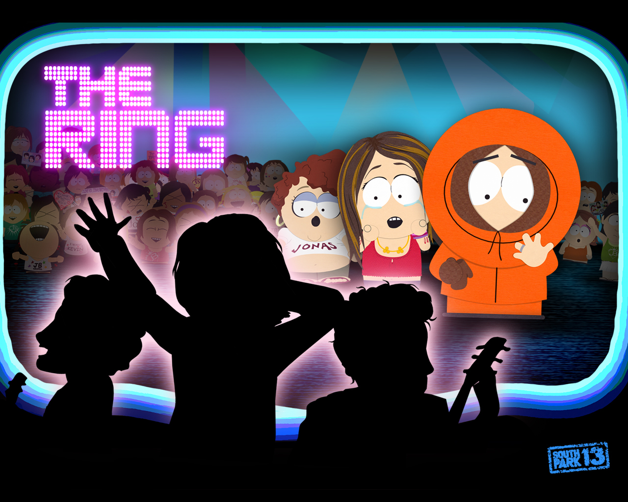 TV south Park Kenny HD Wallpaper