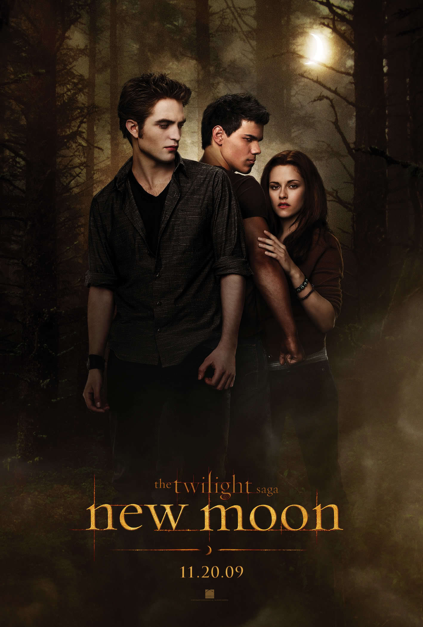 twilight New moon Rob HD Wallpaper