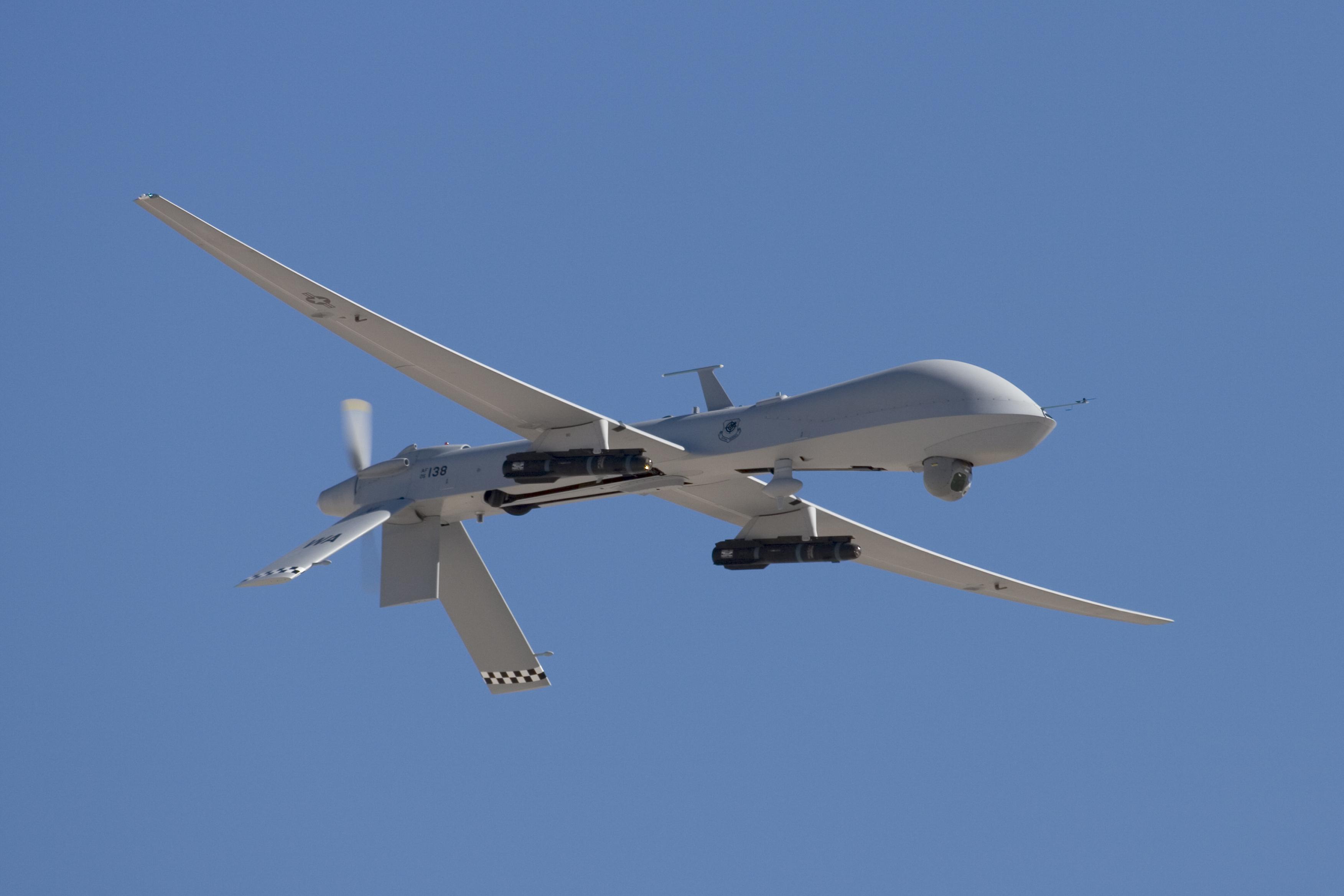 Uav Drone Mq 9 Reaper