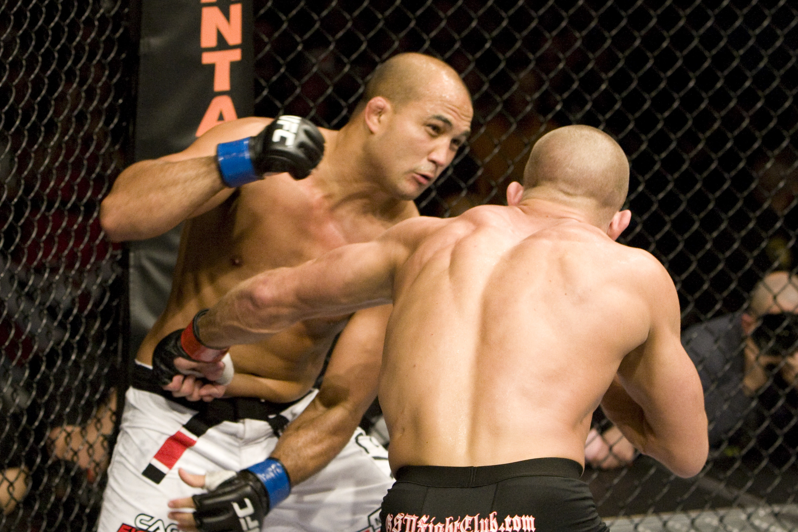 ufc St pierre high HD Wallpaper