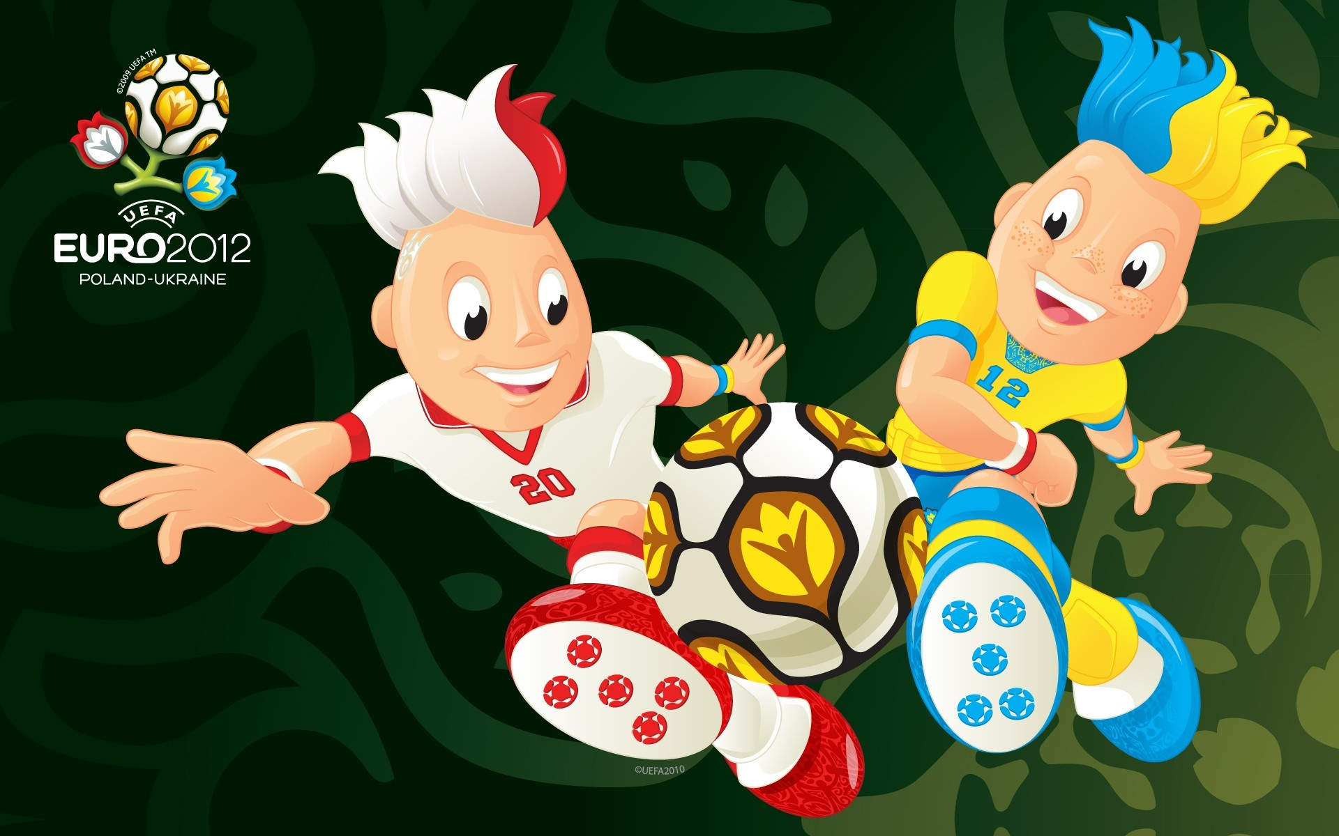 Ukraine Poland euro 2012 HD Wallpaper