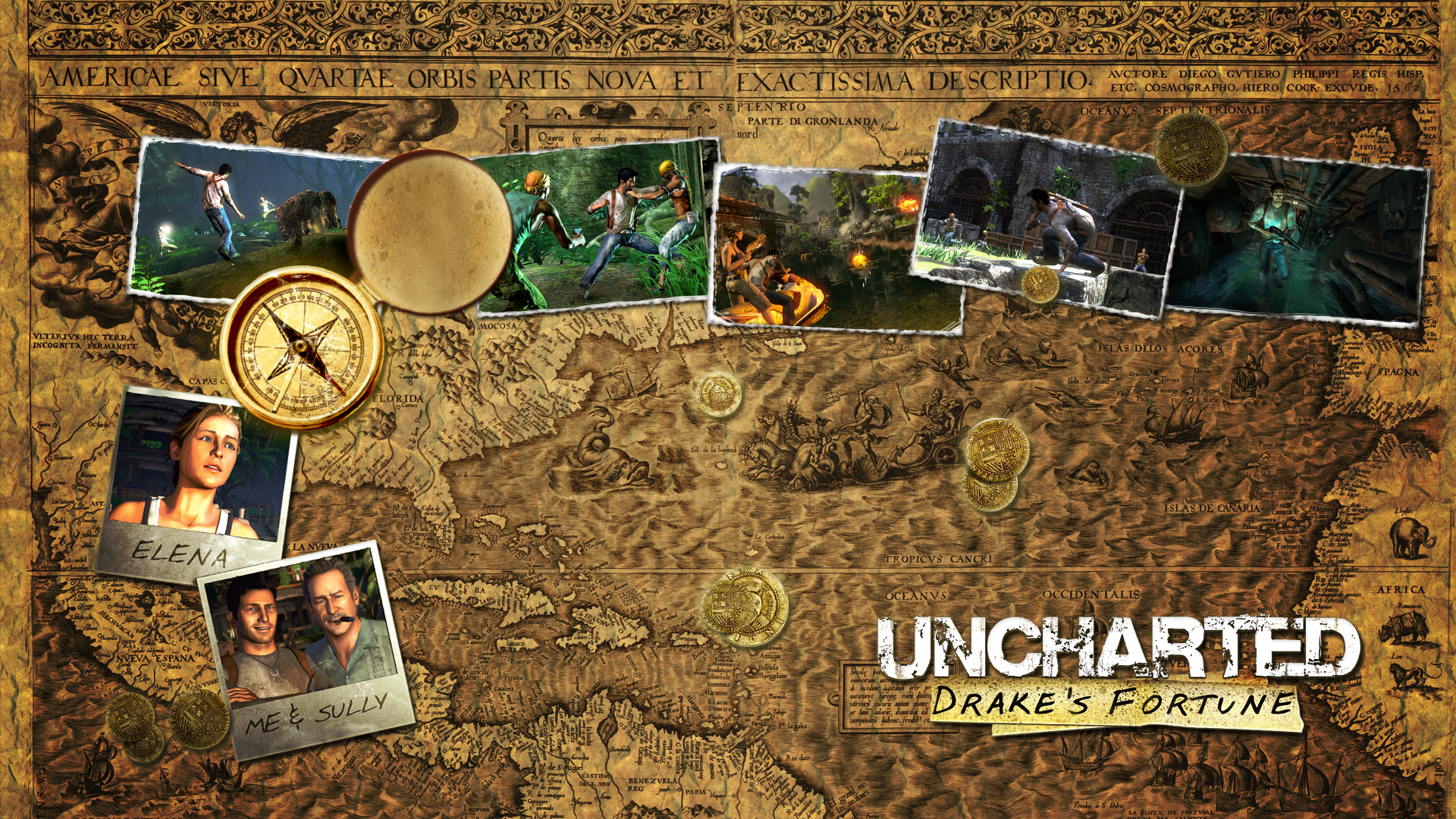uncharted or ineed some HD Wallpaper