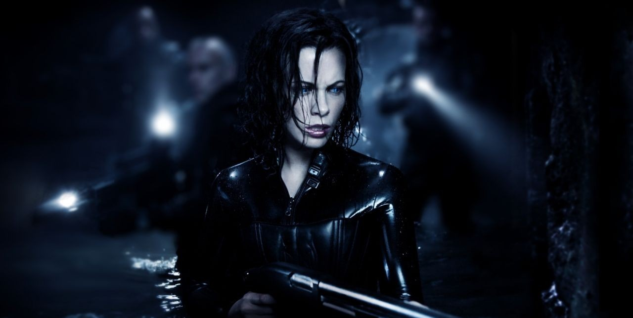 underworld woman Kate Beckinsale HD Wallpaper