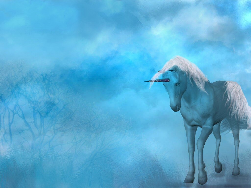 unicorns fantasy creatures Art HD Wallpaper