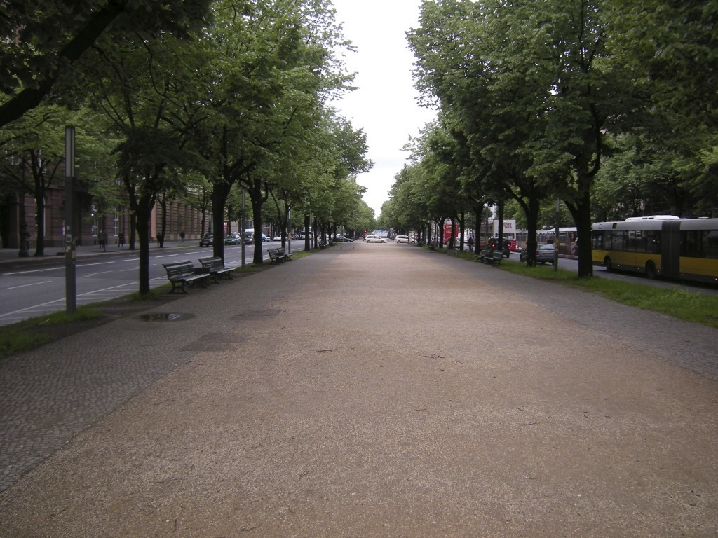 unter Den linden second HD Wallpaper