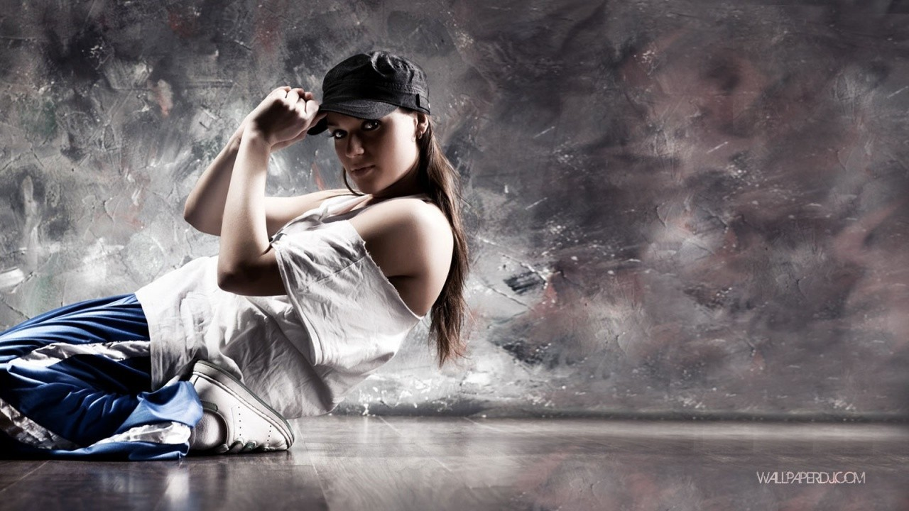 urban dancers HD Wallpaper