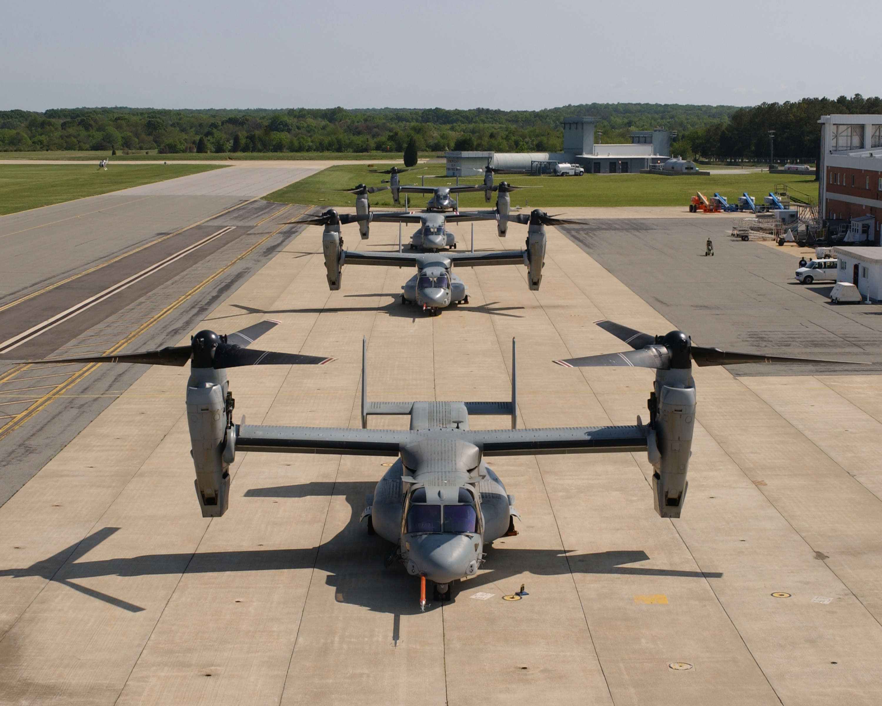 V-22 Osprey HD Wallpaper