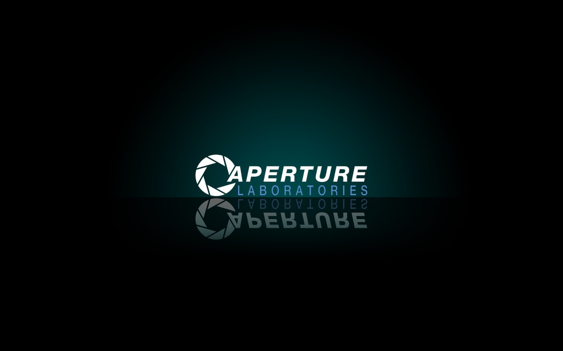 valve corporation Portal Aperture HD Wallpaper