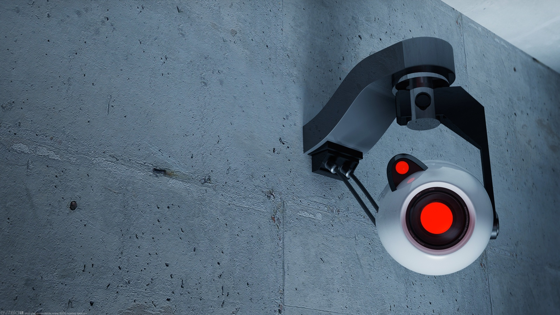 valve corporation Portal glados HD Wallpaper