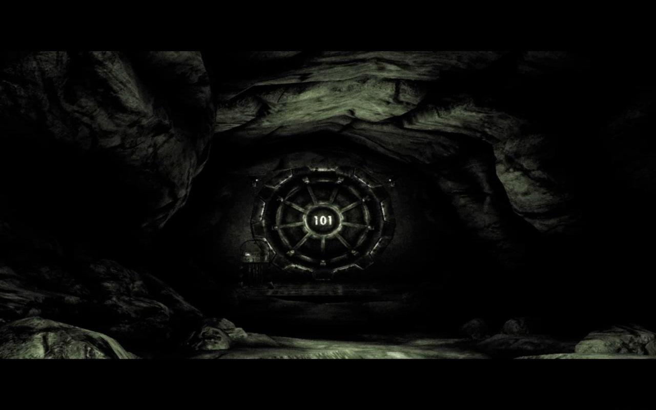 Falloutwallpaper on Vault Fallout 3 Hd Wallpaper   General   450228