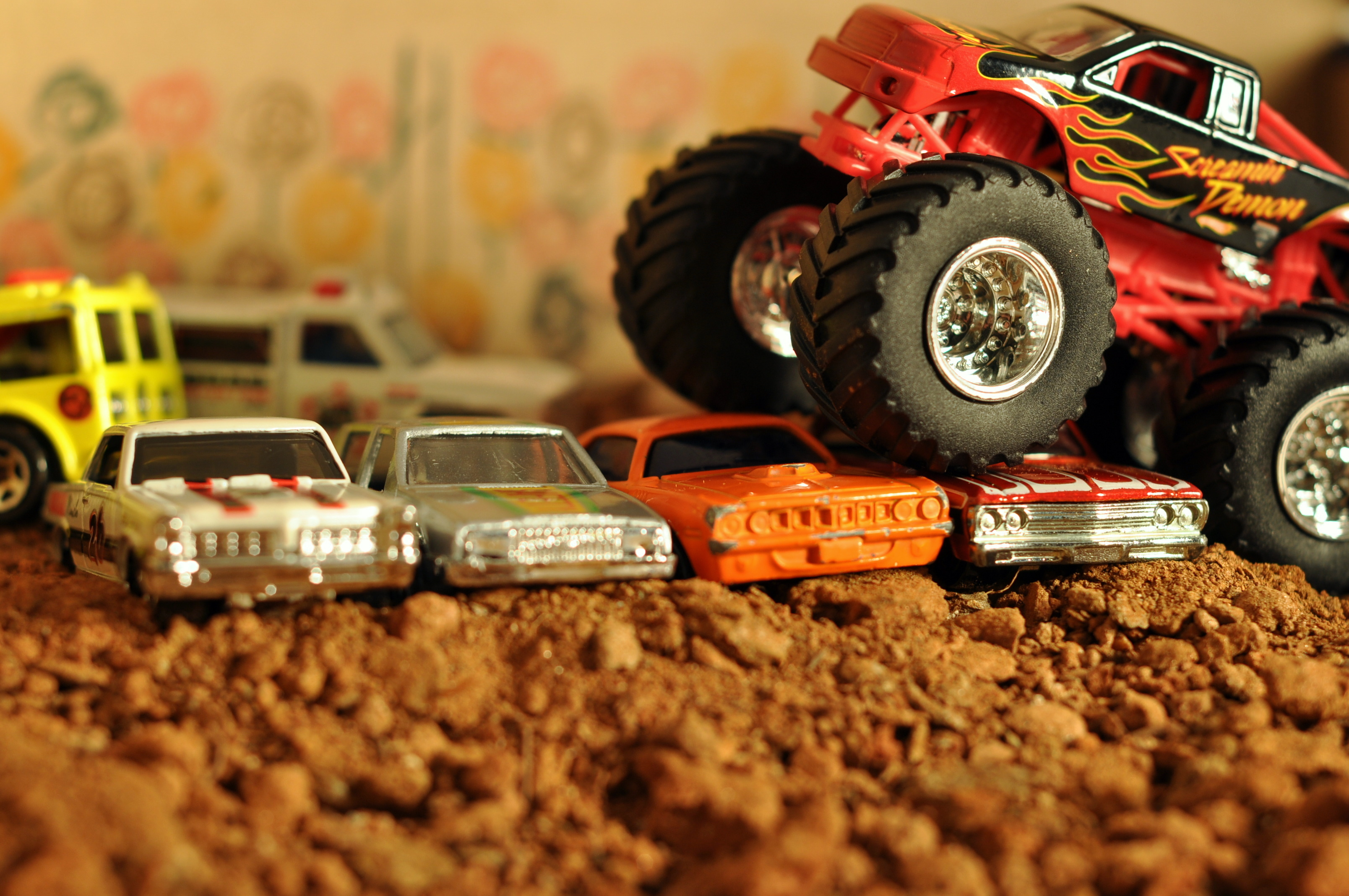 vehicles monster truck