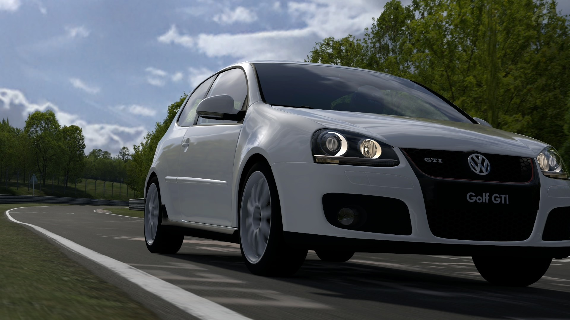 vehicles Volkswagen Golf gran HD Wallpaper
