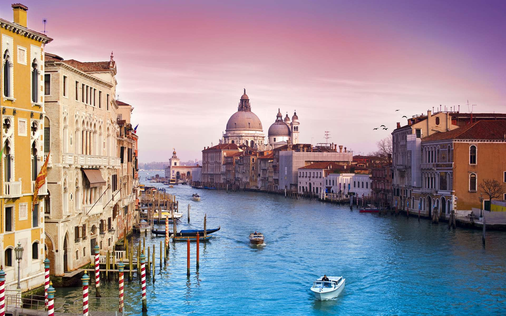 venice City HD Wallpaper