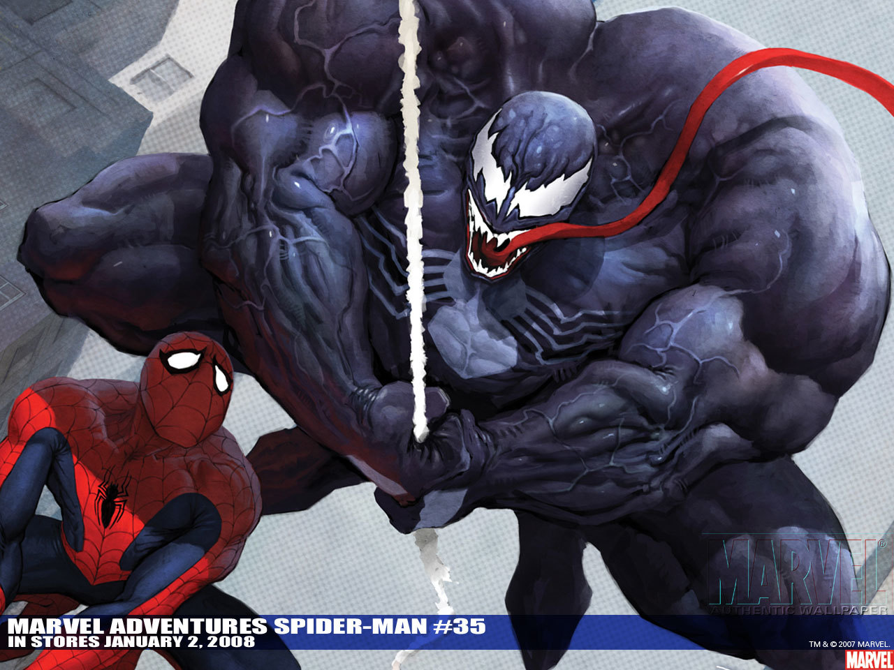 Venom Spider-Man marvel comics