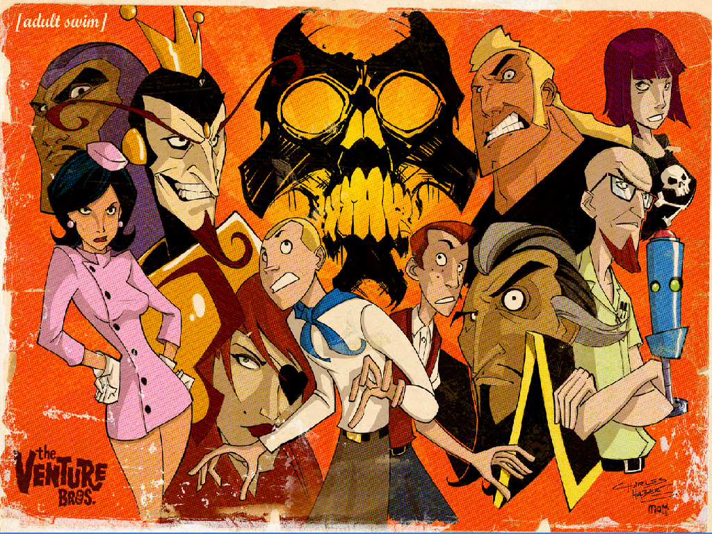 venture Brothers HD Wallpaper